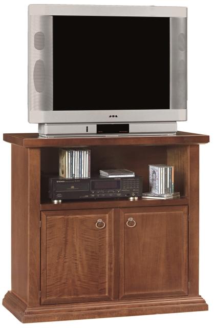 Mobili per TV : Porta TV in legno 2 porte + vano giorno