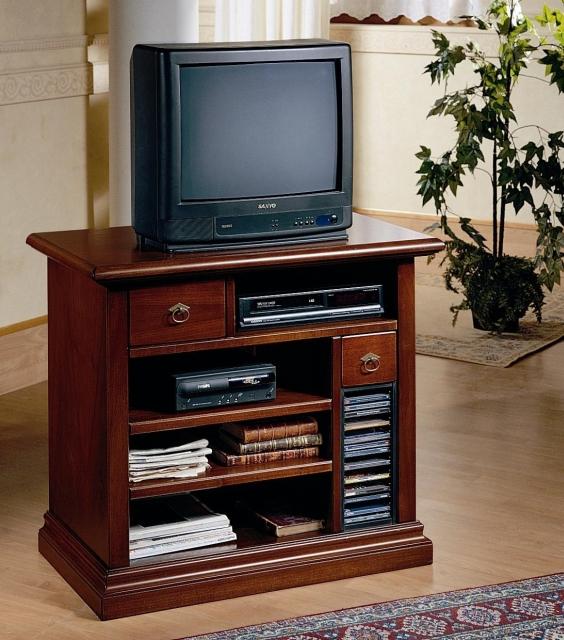 Mobili per TV : Porta TV in legno Arte Povera