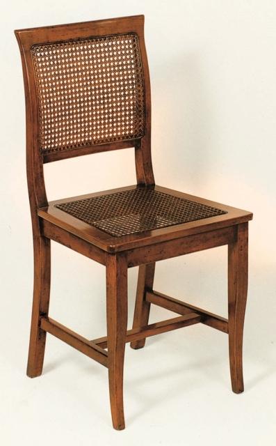 Sedie e panche sedia viennese in paglia di vienna for Sedie acciaio e paglia di vienna