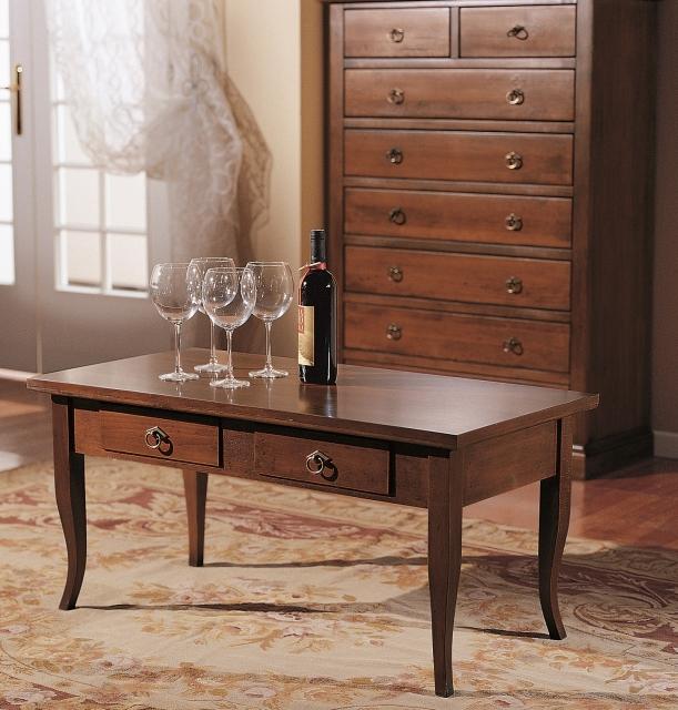 tavolini quadrati e rettangolari : tavolino da salotto in legno ... - Tavoli Soggiorno Legno