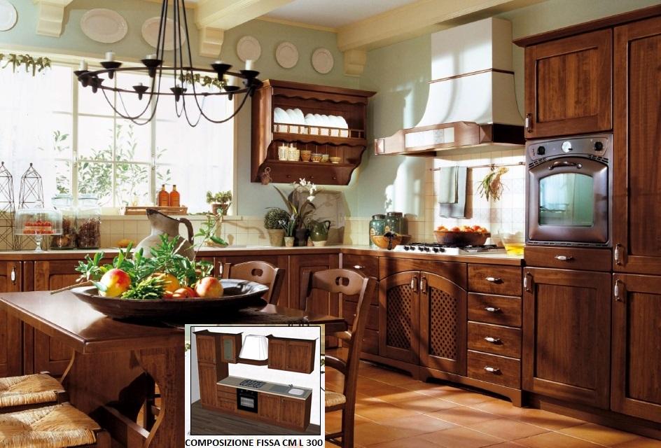 Cucine cucina classica modello provenza - Arte sole cucine ...
