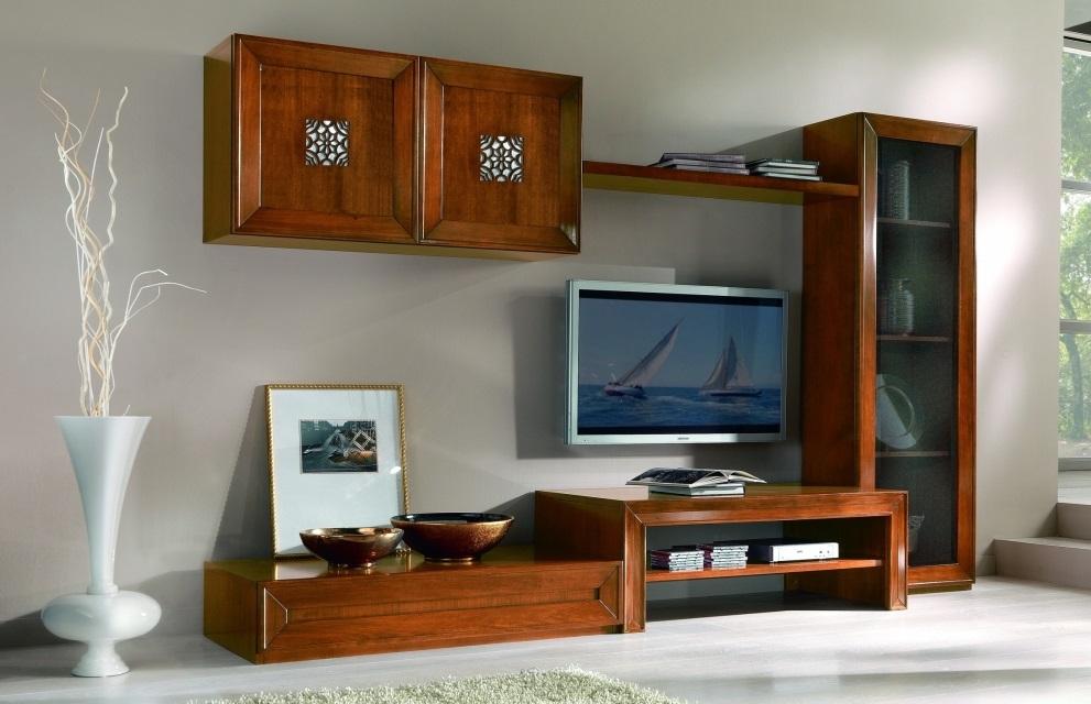 Soggiorni componibili : Soggiorno componibile in legno